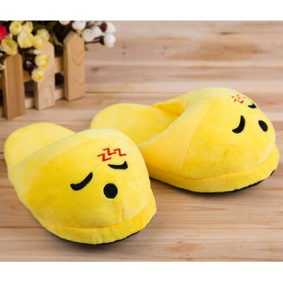 Cute Emojeez Slipper