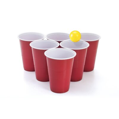 24 Piece Beer Pong Starter Set 4897056744264