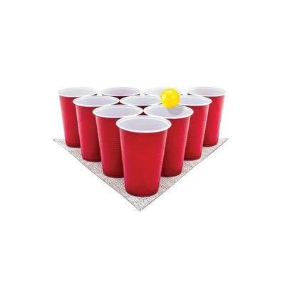 24 Piece Beer Pong Set 4897056746053