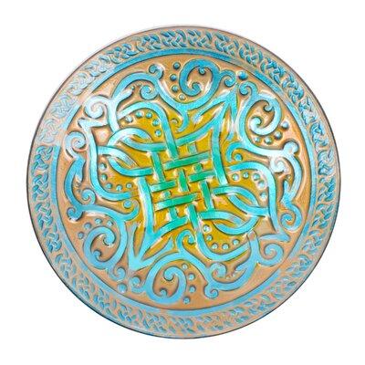 Totem Glass Plate