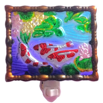 Fishes Night Light