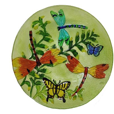Butterfly/Dragonfly Plate