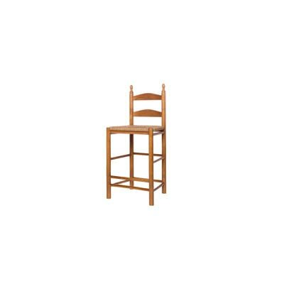 Maiden 30 Bar Stool Finish: Medium Oak