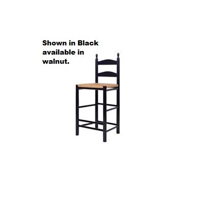 McCowen 30 Bar Stool Finish: Black