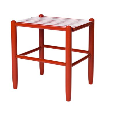 Franklin Side Table Finish: Sienna Red
