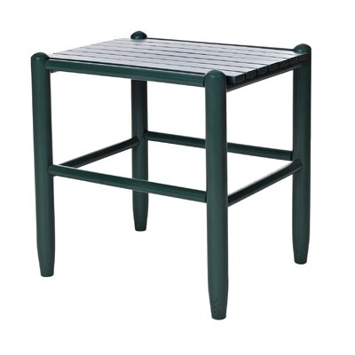 Franklin Side Table Finish: Green