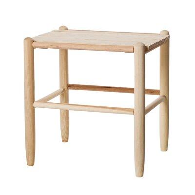 Franklin Side Table Finish: Unfinished