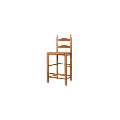 McCowen 24 Bar Stool Finish: Medium Oak