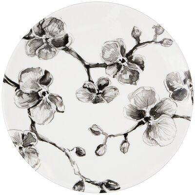 """10.75"""" Orchid Melamine Dinner Plate"""