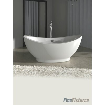 Freestanding 28 x 65 Bathtub