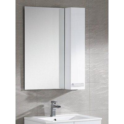 Atwood 23.63 x 31.38 Surface Mount Medicine Cabinet Finish: White
