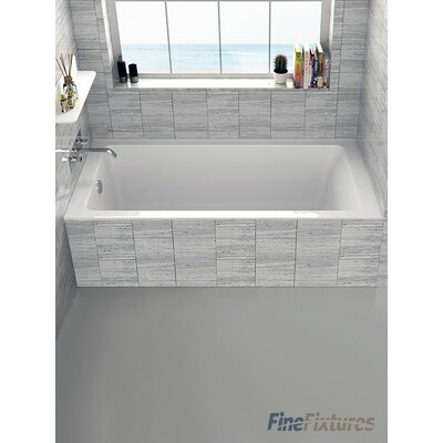 Alcove 32 x 60 Bathtub Drain Location: Left