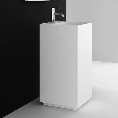 Springhill 18 Pedestal Sink