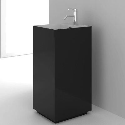 Springhill Black Pedestal