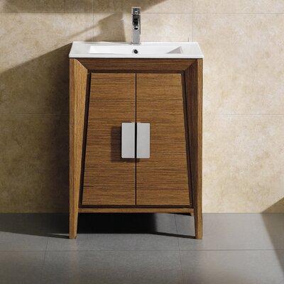 Imperial II Single Bathroom Vanity Set Base Finish: Wheat