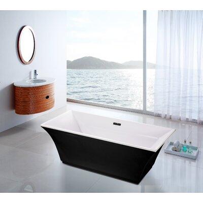 67 x 30 Free Standing Bathtub