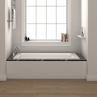 Drop in 54 x 30 Soaking Bathtub