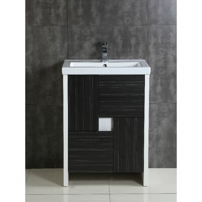 Midland 24 Single Bathroom Vanity Set