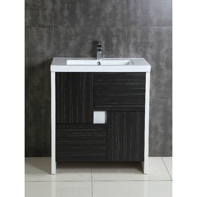 Midland 30 Single Bathroom Vanity Set
