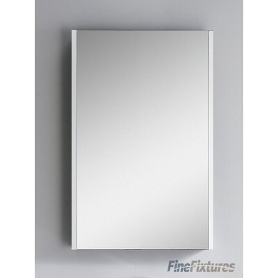 Vdara 19.5 x 31.5 Surface Mount Medicine Cabinet Finish: Dawn Gray