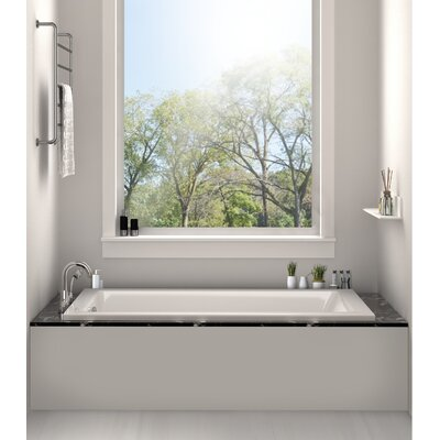 Drop In or Alcove Bathtub 36 x 72 Soaking Bathtub