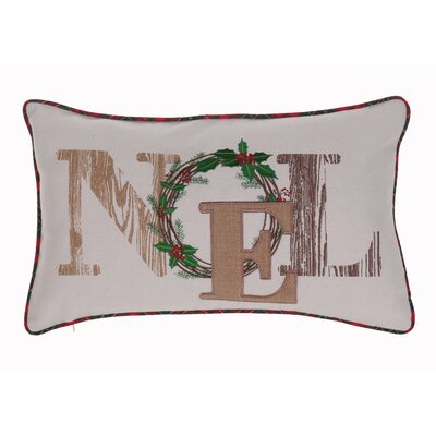 Spafford Noel Lumbar Pillow