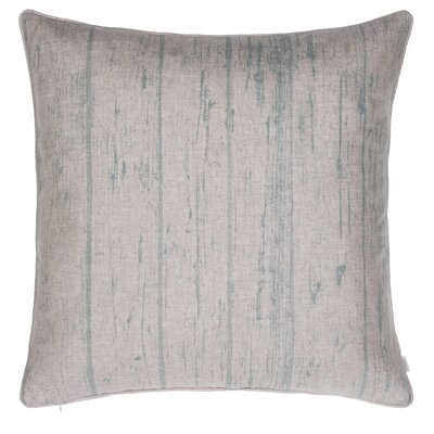 Planks Throw Pillow Color: Harbor
