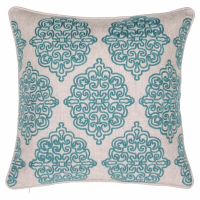 Charlotte Throw Pillow Color: Harbor