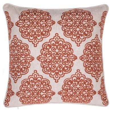 Dittmar Throw Pillow Color: Spice