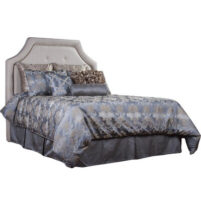 9 Piece Duvet Cover Set Size: Queen