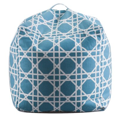 Bean Bag Chair Color: Light Blue
