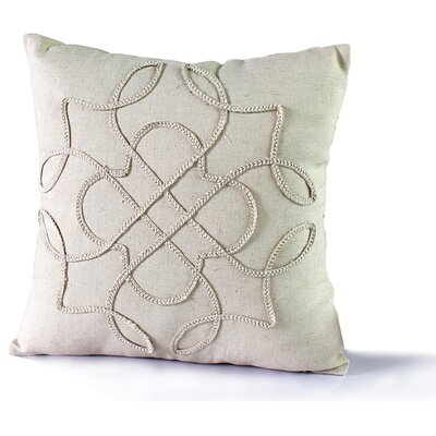 Braided Brooke Throw Pillow