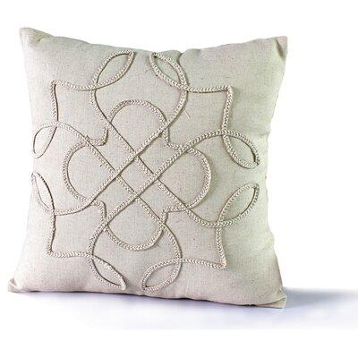 Braided Brooke Throw Pillow