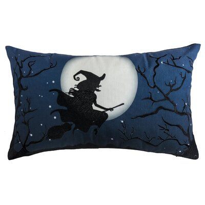 Witches Night Out Lumbar Pillow