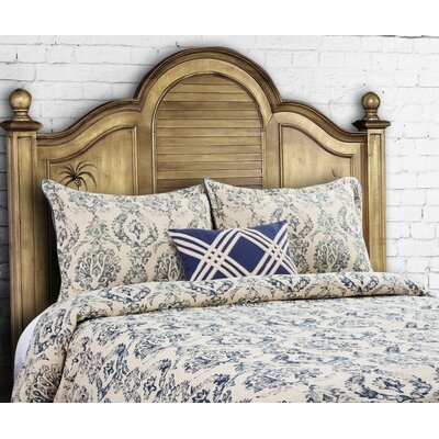 Stained Glass Damask 3 Piece Duvet Set