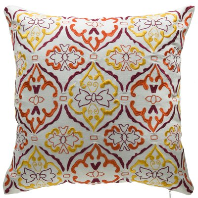Sunrise Cotton Blend Throw Pillow