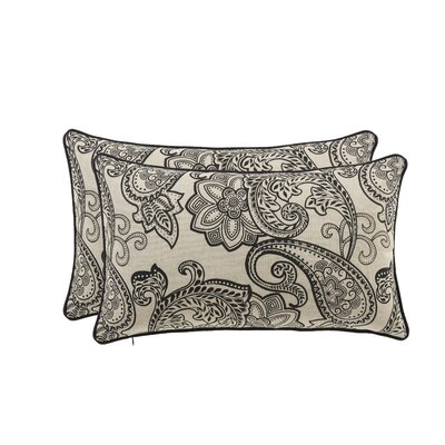 Paisley Lumbar Pillow