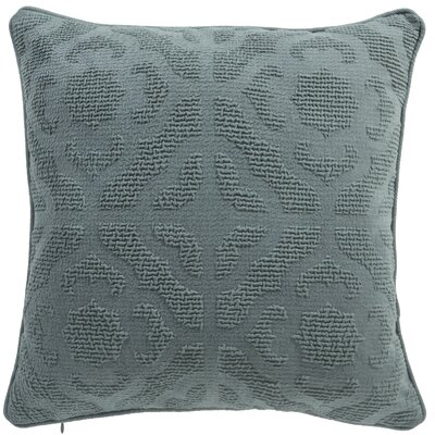 Oak Lane Mosaic Throw Pillow Color: Harbor
