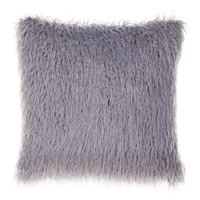 Kemmerer Faux Fur Throw Pillow