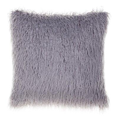 Mailelani Faux Fur Throw Pillow