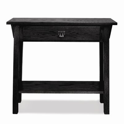 Financing Favorite Finds End Table Finish: Sl...