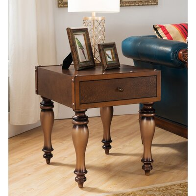 Gilded Classics End Table
