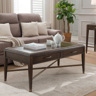 Winnifred Two Drawer Coffee Table