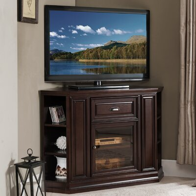 Thompson Falls 47 TV Stand Color: Chocolate Cherry