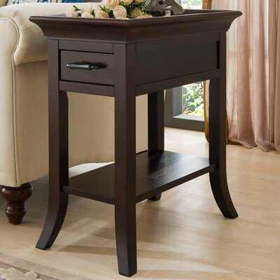 Clermont Tray Edge End Table