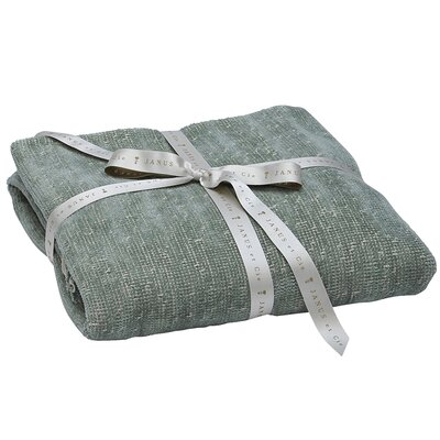 Chesapeake Throw Blanket Color: Sage