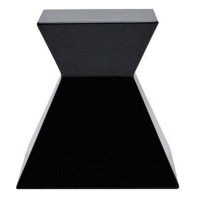 Ditto End Table Color: Black