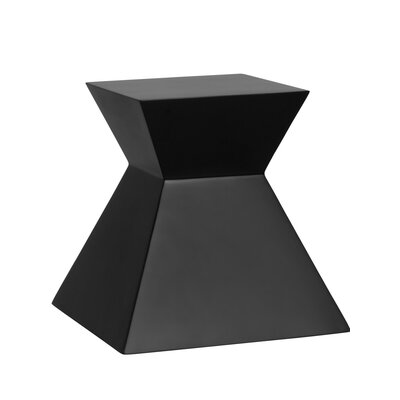 Ditto End Table Color: Matte Black