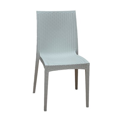Dining Side Chair Finish: White