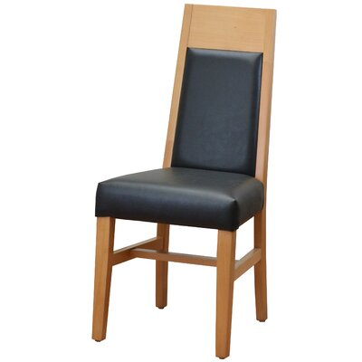 Tall Back Upholstered Dining Chair